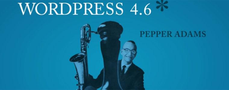 Ecco Pepper, il nuovo aggiornamento di WordPress